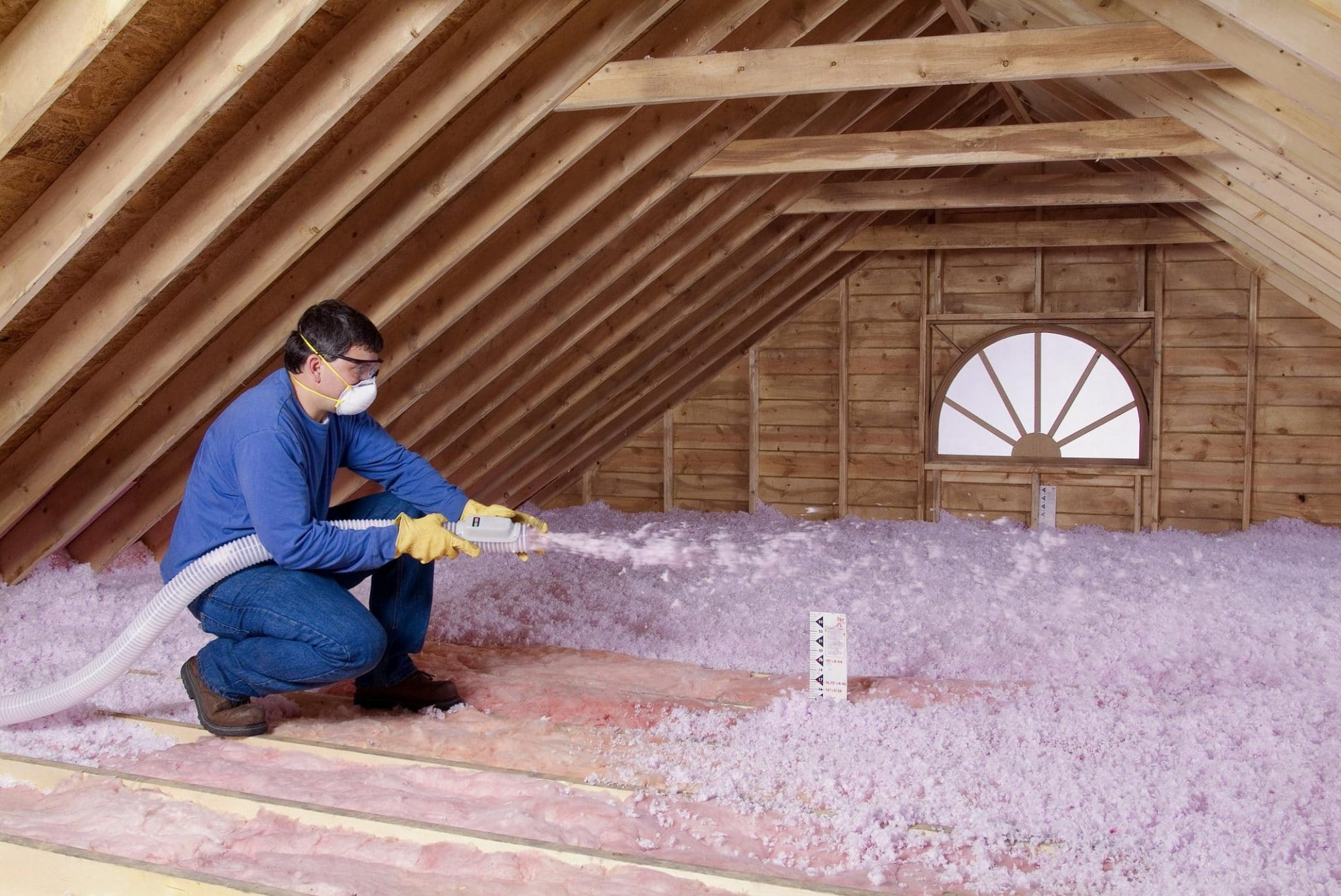 attic-insulation Easy and Effective Ways to Cool Your Home This Fall