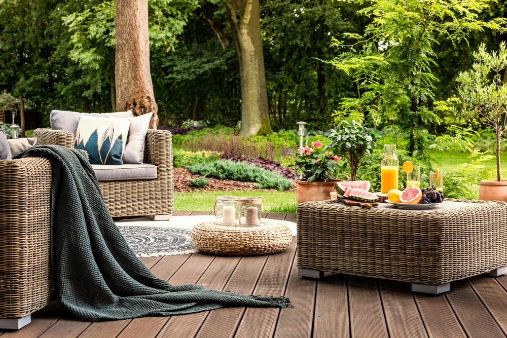 garden-furniture 5 Easy Tips to Renew Your Garden