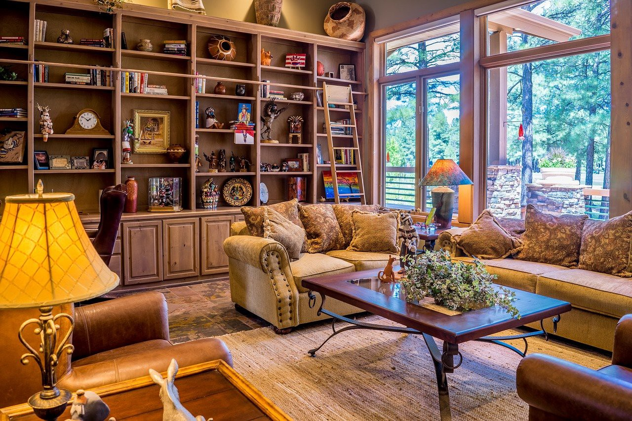 living-room Easy and Effective Ways to Cool Your Home This Fall
