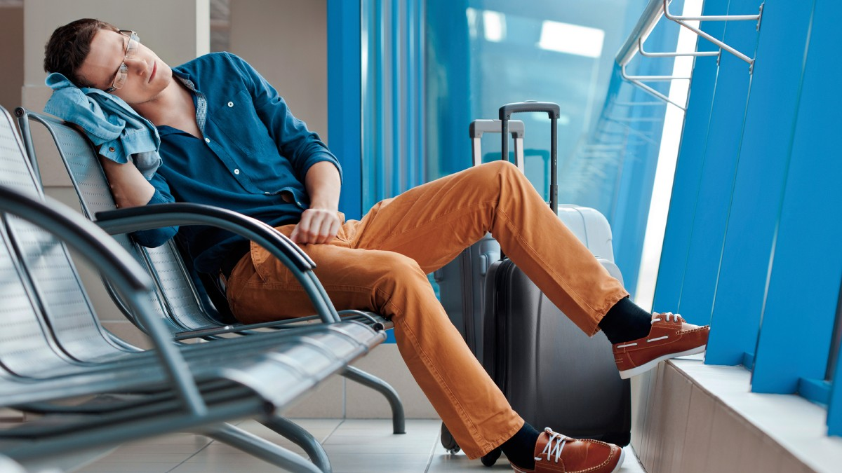nap. Travel Hacks: How to Sleep Better While You're Traveling