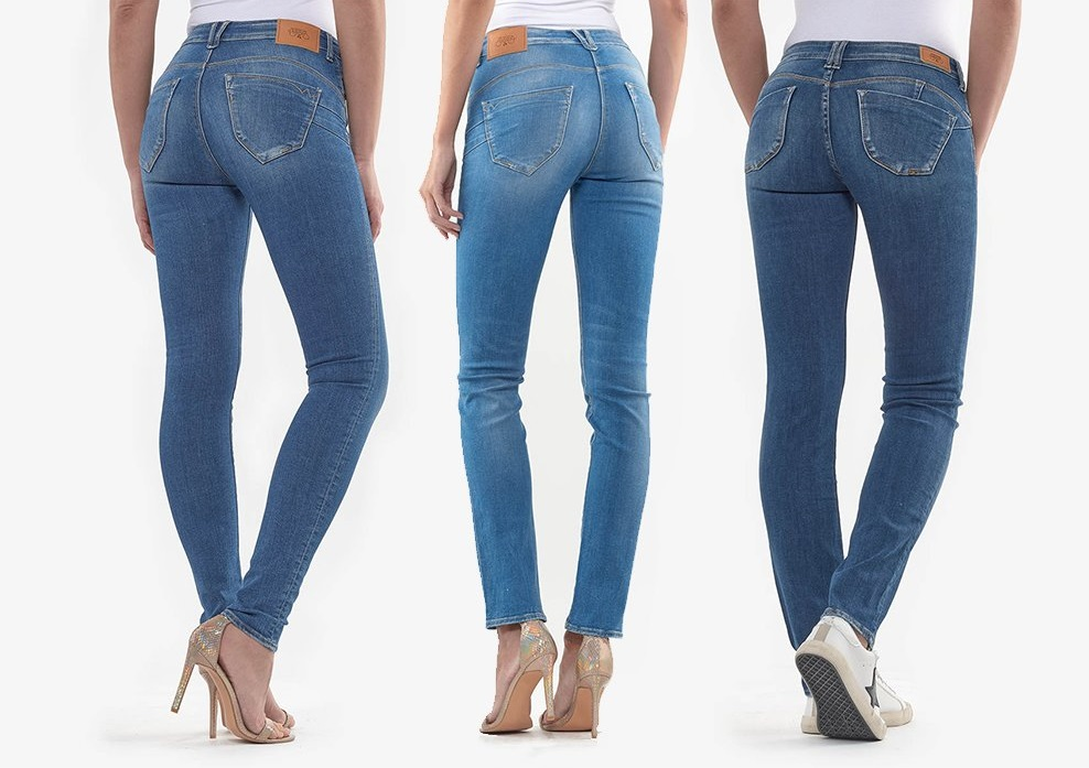push-up-jeans How Jeans Should Fit Women?
