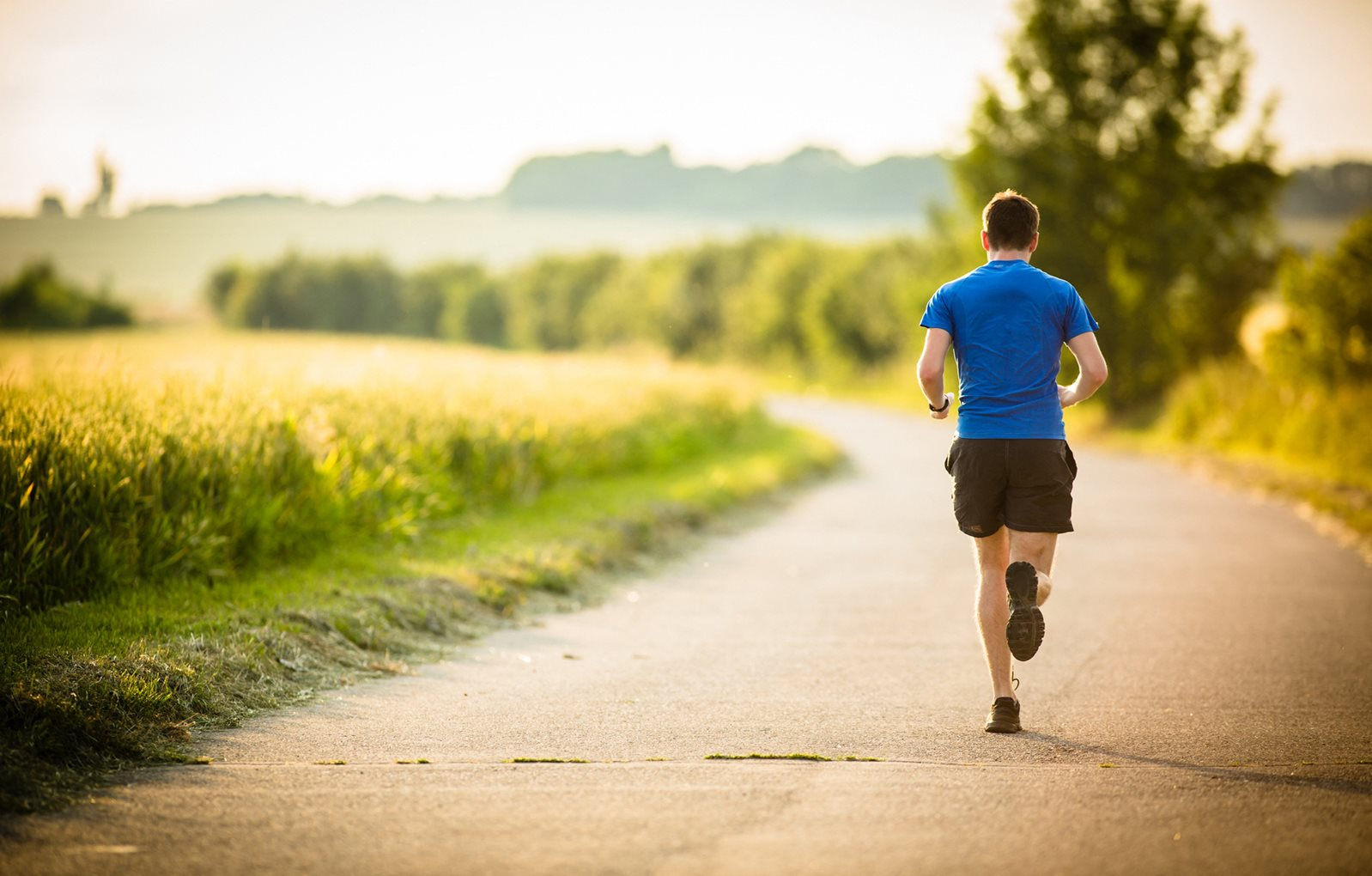running Staying Active Outdoors This Summer