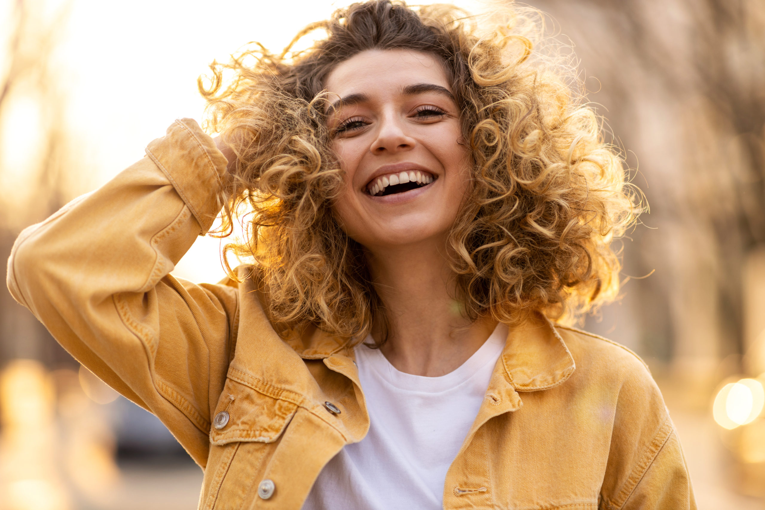 woman 4 Great Tips to Live a More Positive Lifestyle