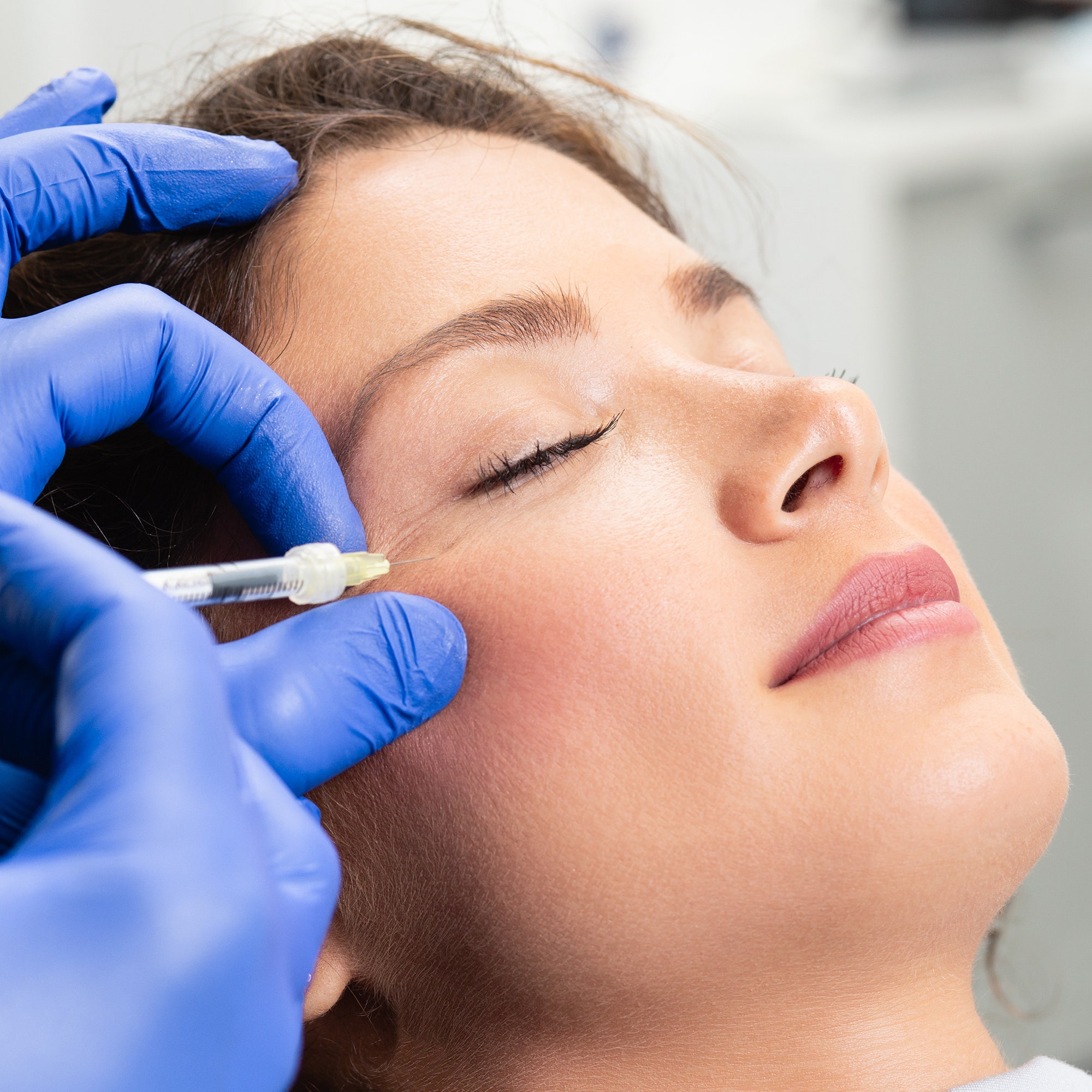 Botox-injections Here's How to Prevent the Formation of Wrinkles