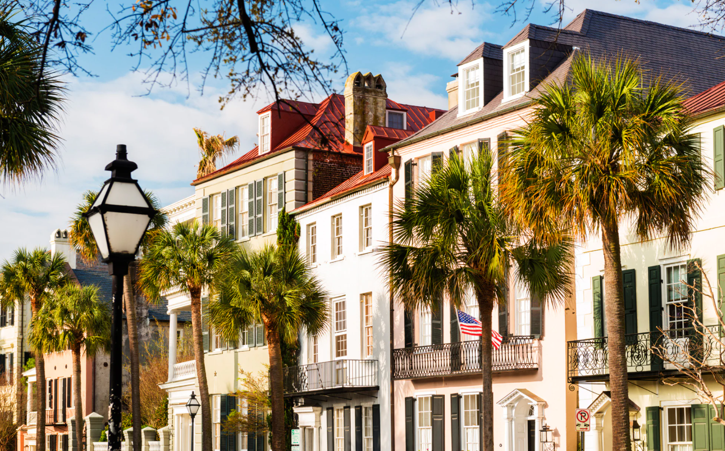 Charleston-city Experiencing the Charms of Charleston