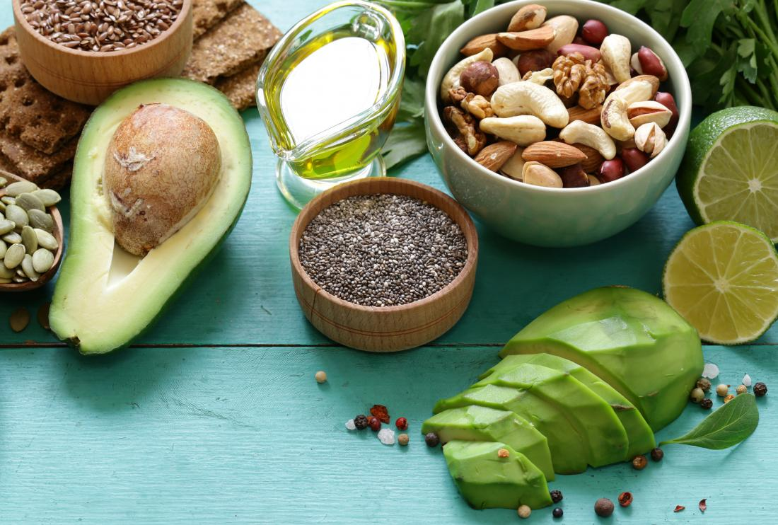 Nutrient-Dense-Foods Here's How to Prevent the Formation of Wrinkles