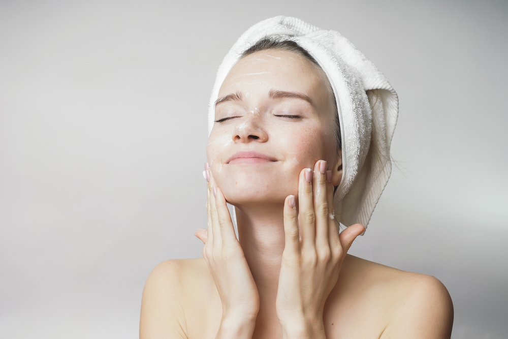 face-wash Here's How to Prevent the Formation of Wrinkles