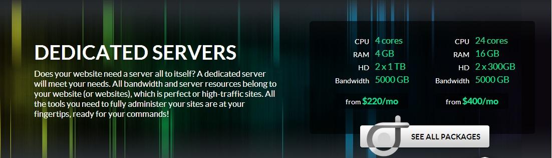 dedicated Downtownhost.com Hosting Review!