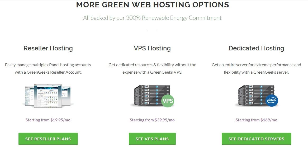 green GreenGeeks Hosting Review !