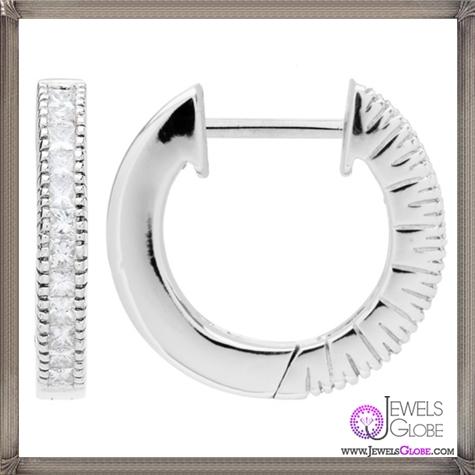 0.38-Carat-18kt-White-Gold-Diamond-Hoop-Earrings These Are The BEST 32 Diamond Hoop Earrings You'll See (Plus Shopping Tips)