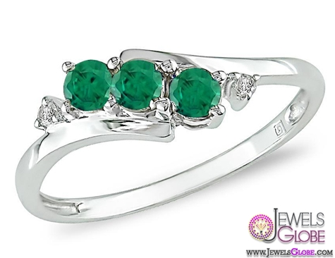 10k-Gold-Emerald-and-Diamond-Ring A Quick Way to Get Cheap Emerald Rings For Sale
