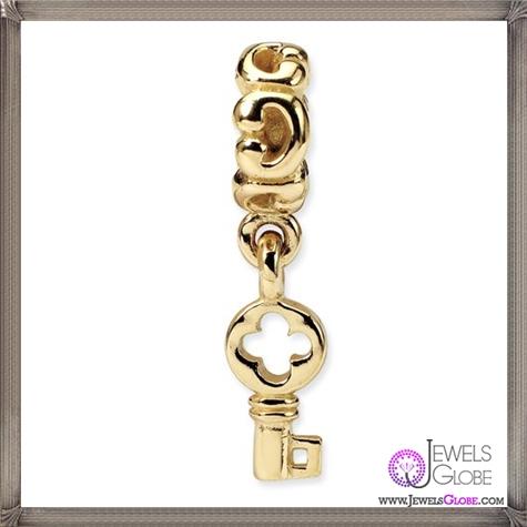 14k-Key-Dangle-Charm-Bead-Fits-Pandora-Chamilia-Biagi-Bracelet Pandora Jewelry and Its Top Stores