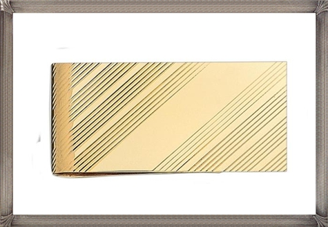 14k-Solid-Gold-Money-Clip-Corporate-Gift-for-Man-Men The 25 Most Popular Gold Money Clip Designs