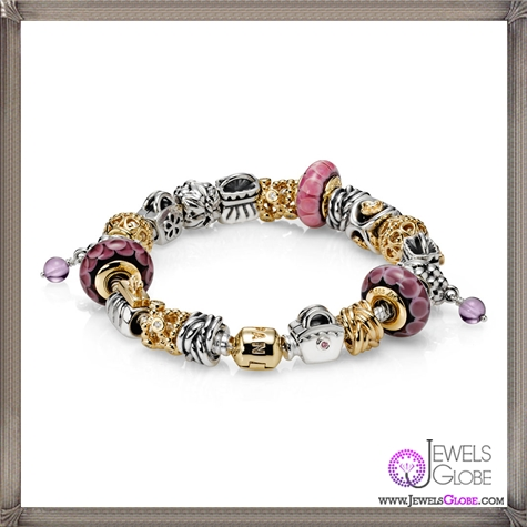 A-set-of-Pandora-Inspired-Charms-and-Bracelet Pandora Jewelry and Its Top Stores