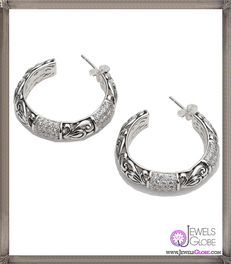 Angela-by-John-Hardy-for-QVC-recycled-silver-earrings Top 20 Newest Eyelashes Beauty Trends in 2019