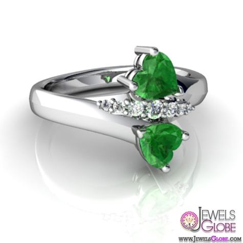 Antique-Emerald-Engagement-And-Wedding-Rings A Quick Way to Get Cheap Emerald Rings For Sale