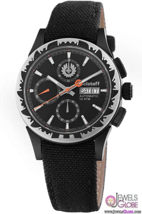 Belstaff-Mens-Adventure-Collection-Black-Dial-Chronograph-Popular-Watch 27 Most Popular Mens Watches Brands and Designs