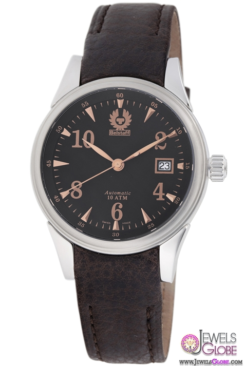 Belstaff-Mens-Vintage-Collection-Black-Dial-Watch 27 Most Popular Mens Watches Brands and Designs