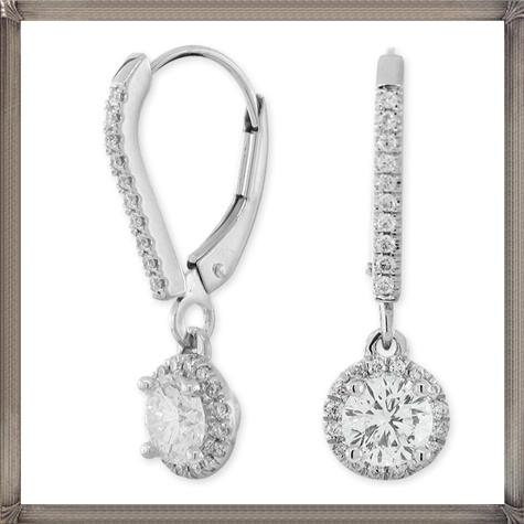 Ben-Bridge-Signature-Diamond-Earrings Latest Signature Diamond Earrings For Women