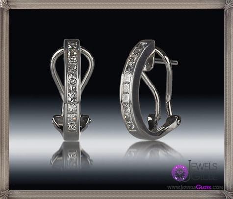 Best-Diamond-Hoop-Earrings These Are The BEST 32 Diamond Hoop Earrings You'll See (Plus Shopping Tips)