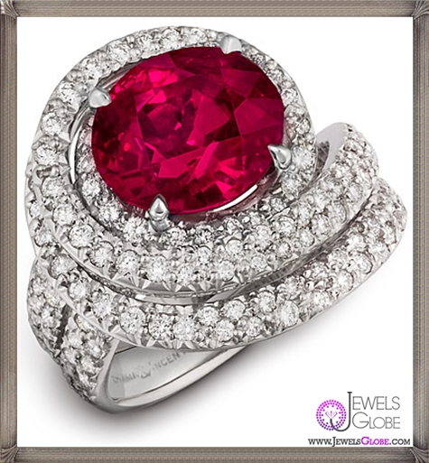 Best-Ruby-Rings 32+ Most Elegant Genuine Ruby Rings For Women