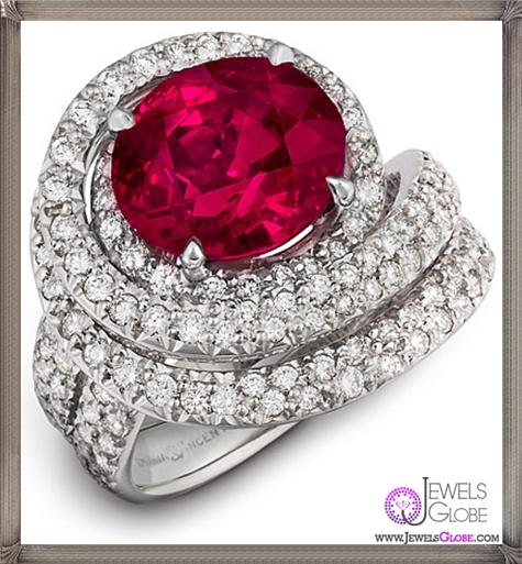 Best-Ruby-Rings 32+ Most Elegant Genuine Ruby Rings For Women