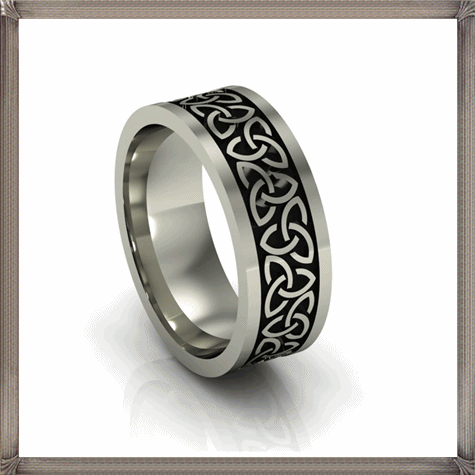 Best-Selling-Sterling-Silver-Mens-Rings-1 5 CRITICAL Tips You Should Keep in Mind When Buying Men's Silver Wedding Bands