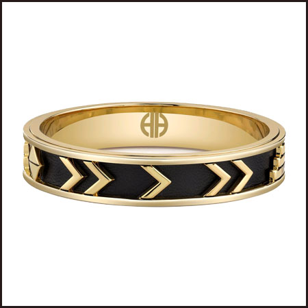 Black-Aztec-Bangle Best 7 Bangles Collection That Amaze Each Woman