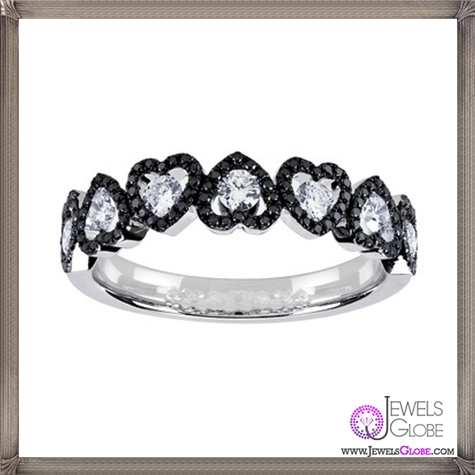 Black-and-White-Classica-Collection-by-Roberto-Coin-Black-and-White-Diamond 23 Best Roberto Coin Rings Designs