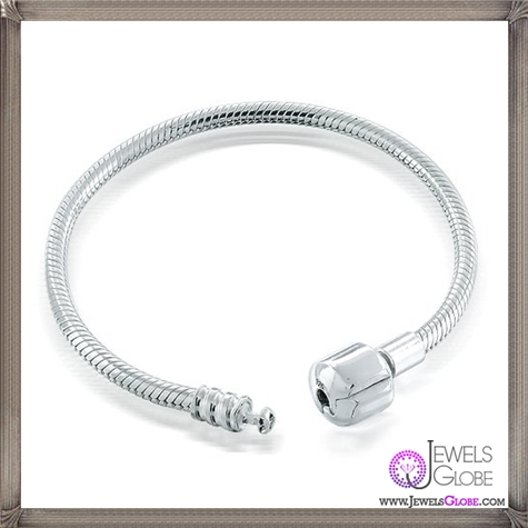Bling-Jewelry-925-Sterling-Barrel-Clasp-Snake-Chain-Bracelet-Fits-Pandora Pandora Jewelry and Its Top Stores