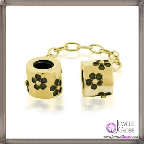 Bling-Jewelry-Gold-Vermeil-925-Sterling-Silver-Safety-Chain-Bead-Fits-Pandora Pandora Jewelry and Its Top Stores