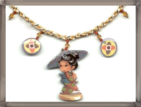 Child-Necklace-Charm-Gemstone-Jewelry-Gift-Kids-Accessory 16 STYLISH and Attractive Kids Jewelry Designs
