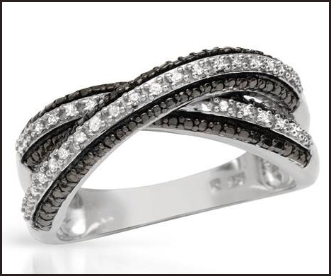 Clean-Diamonds-Beautifully-Crafted-in-925-Sterling-silver-ring-women Hottest Sterling Silver Rings For Women
