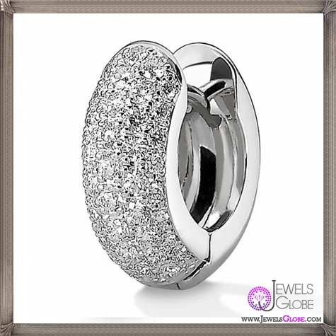 Cluster-pave-set-diamond-hoop-earrings-Pavot These Are The BEST 32 Diamond Hoop Earrings You'll See (Plus Shopping Tips)