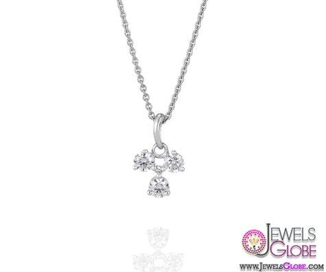 Corsage-Three-Diamond-Necklace Best 10 Cheapest Diamond Necklaces For Sale