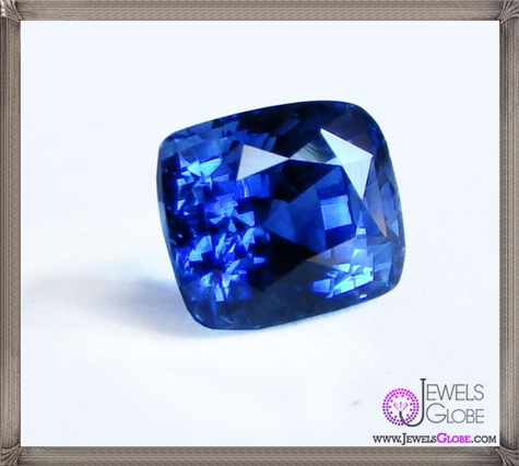Cushion-Cut-Blue-Sapphire 10 Hidden facts about Gemstones That You Must Know