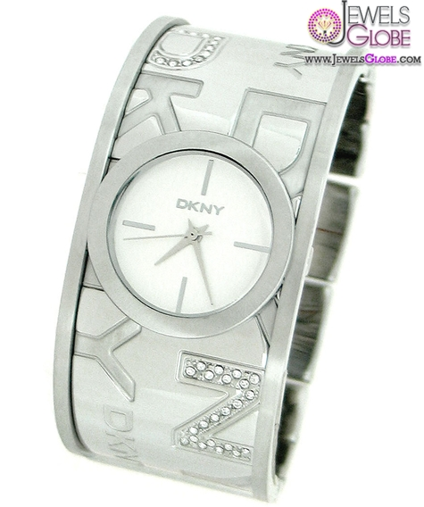 DKNY-CRYSTAL-SILVER-BRACELET-50M-LADIES-WATCH The Best DKNY Watches For Women