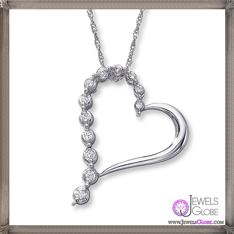 Diamond-Heart-Necklace The 28 Best Diamond Heart Necklaces & Pendants For Women and Buying TIPS
