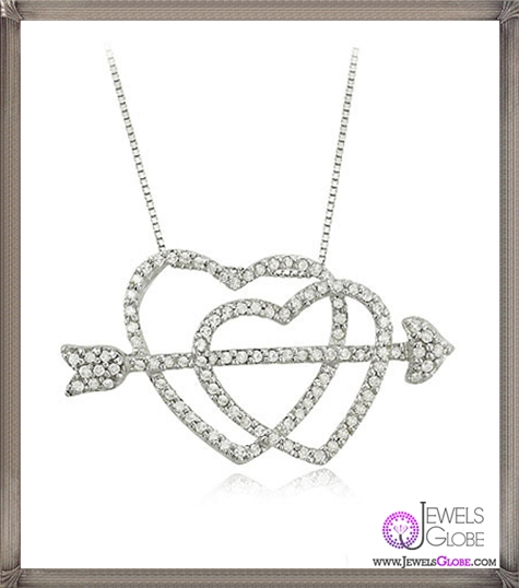 Diamond-Heart-Pendents The 28 Best Diamond Heart Necklaces & Pendants For Women and Buying TIPS