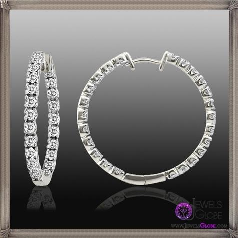Diamond-Hoop-Earrings-Diamond-Hoops These Are The BEST 32 Diamond Hoop Earrings You'll See (Plus Shopping Tips)
