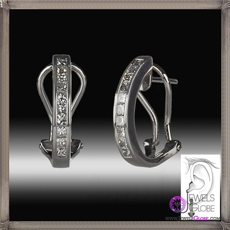Diamond-Hoop-Earrings-for-women-new-2013 These Are The BEST 32 Diamond Hoop Earrings You'll See (Plus Shopping Tips)