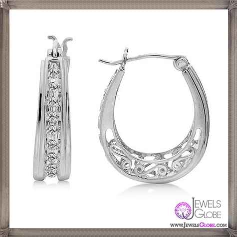 Diamond-Hoop-Earrings-in-Sterling-Silver1 These Are The BEST 32 Diamond Hoop Earrings You'll See (Plus Shopping Tips)