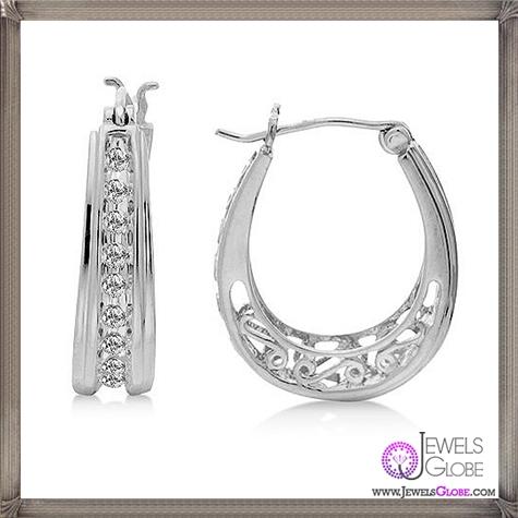 Diamond-Hoop-Earrings-in-Sterling-Silver1 These Are The BEST 32 Diamond Hoop Earrings You'll See (Plus Shopping Tips)