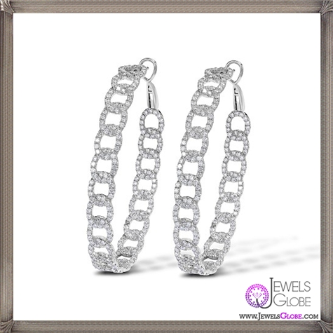 Diamond-Hoop-Earrings-with-502-diamonds These Are The BEST 32 Diamond Hoop Earrings You'll See (Plus Shopping Tips)