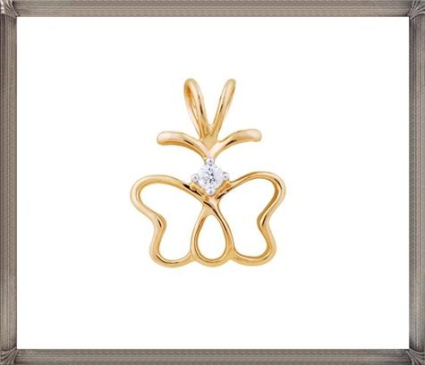 Diamond-Jewelry-For-Kids 16 STYLISH and Attractive Kids Jewelry Designs