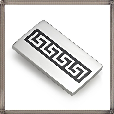 Elegant-Greek-Mens-Money-Clip-Silver The 15 Most Popular Sterling Silver Money Clips for 2019