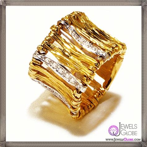 Elephant-SkinRing-Roberto-Coin-Elefantino-Ring 23 Best Roberto Coin Rings Designs