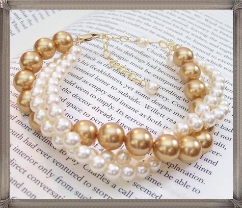 Elizabeth-pearl-bracelet-has-become-a-favorite-for-many-brides 28+ Most Amazing Pearl Bracelets For Brides