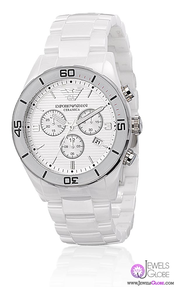 Emporio-Analog-armani-mens-watches 21 Most Stylish Armani Watches For Men