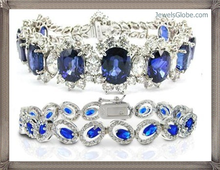 Fancy-Blue-Diamond-Bracelets-Designs Fancy Blue Diamond Bracelets (Hot Designs)